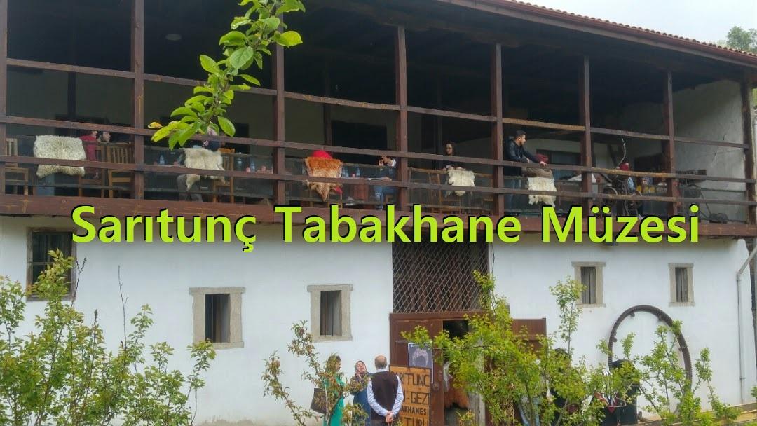 Sarıtunç Tabakhane Müzesi