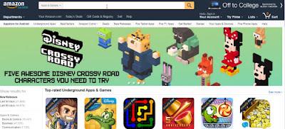 situs aplikasi game android berkembang dengan pesat 14 Situs Tempat Download Aplikasi / Game Android Terpopuler 2018