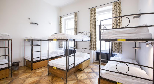 Sophie's Hostel em Praga