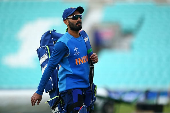 Dinesh Karthik to speak about science in Cricket