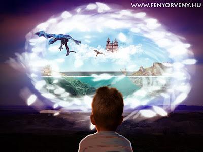 Teremtő képzelet/Vizualizáció: Hogyan végezzük a megjelenítést?