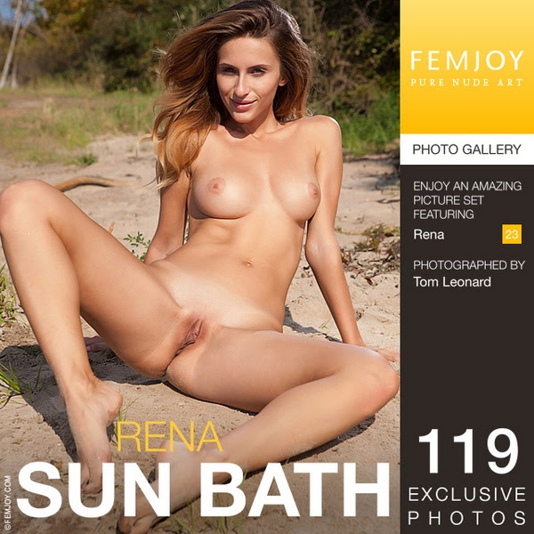 [FemJoy] Rena - Sun Bath