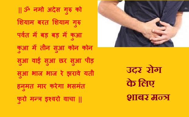 Rog Nivarak Shabar Mantra