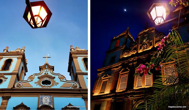 Igrejas de Salvador: Rosário dos Pretos e São Francisco