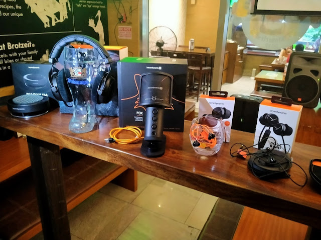 Beyerdynamic Products in the Philippines