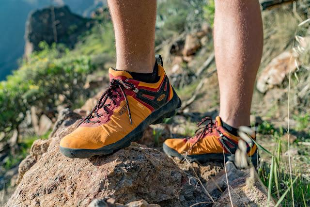 Keen Venture WP | Wasserdichte Wanderschuhe für Herren | Agiler Hiker für Touren auf dem Trail 03
