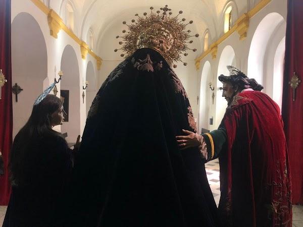 ¿Y por qué no un Sábado Santo por la mañana en Jerez de la Frontera?
