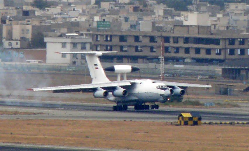 2009 Iranian Air Force Ilyushin Il-76 accident