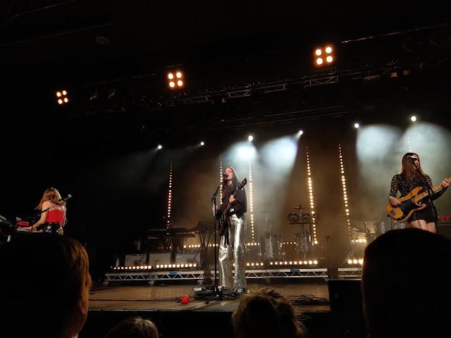 Relacja z koncertu Haim w Warszawie
