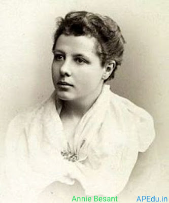 Annie Besant Biography
