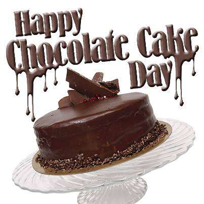 National Chocolate Cake Day Wishes Pics