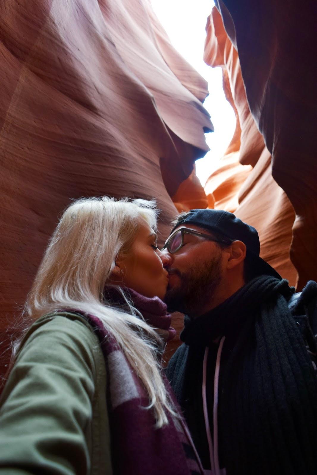 lower antelope canyon, horseshoe bend, Arizona, travel, trip, german blondy