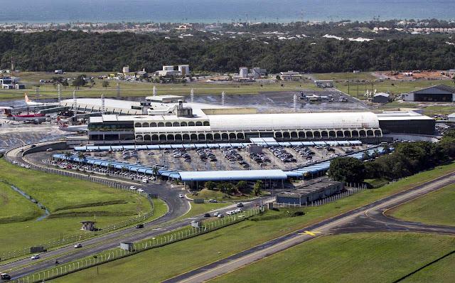 Aeroporto Internacional Luís E. Magalhães - Salvador