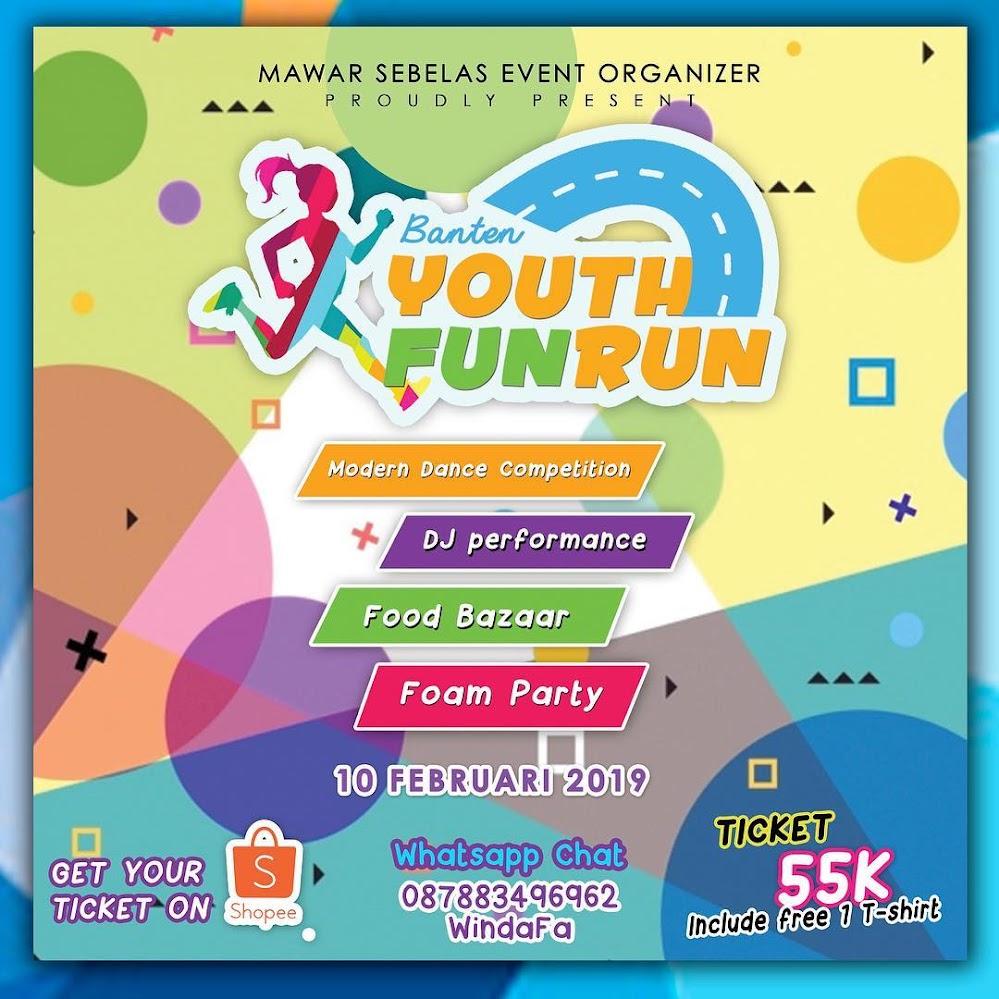Banten Youth Fun Run • 2019