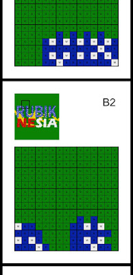 contoh rubik mosaic