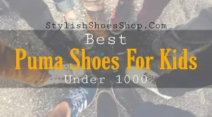 3 Best Puma Shoes For Kids/Boys Under 1000 in India - Review | Buyer's Guide