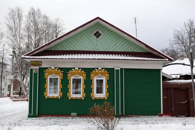 город семёнов нижегородская область