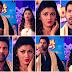 Shocking Twist ! Again Sarla fails to reveal Nikhil's name .