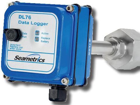 Seametrics Data Logger DL76