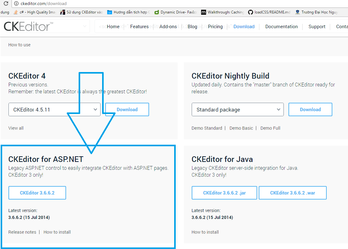 Hướng dẫn tích hợp CKEditor và CKFinder trong ASP NET - Blog