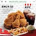 KFC Voucher RM29.50