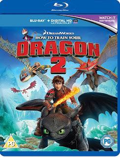 Cómo Entrenar a tu Dragón 2 [BD25] *Con Audio Latino
