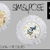 Download Sims 4 Pose: Shabby Chic Wall Clock {Wall Decor}