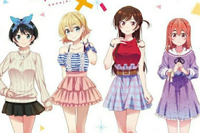 Read Manga Rent A Girlfriend 206 English Subbed
