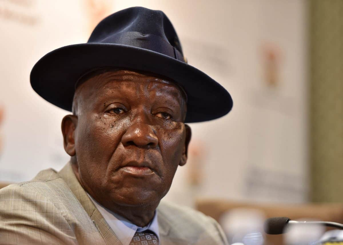 Police Minister Bheki Cele Breathes Fire – No Alcohol Will Be Sold in South Africa