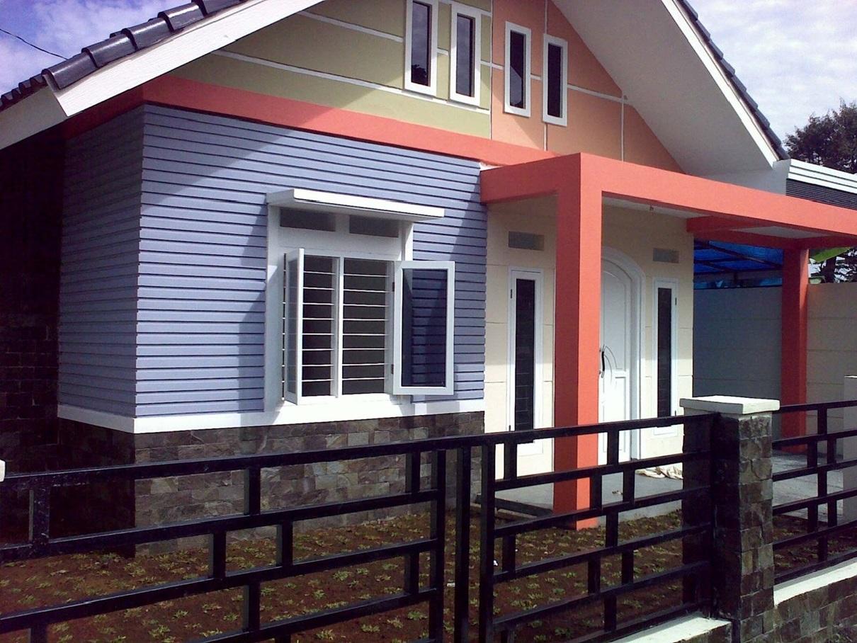 Hasil proyek Renovasi rumah 1 lantai  milik ibu Lia Widya di Jl.Cijahe,Cemplang, Bogor tahun 2010