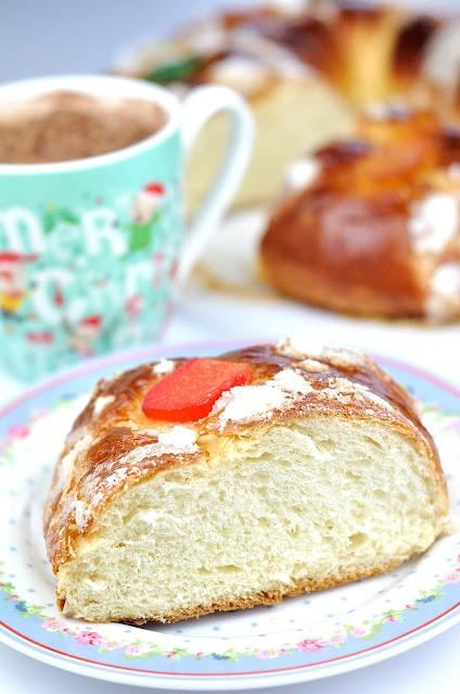Roscón de Reyes Obsesión Cupcake