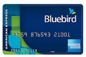 Walmart Saving Catcher bluebird debit card