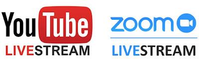 Mozunote.com Cara  Mudah Custom Streaming  Zoom di Youtube