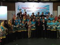 100 Guru Madrasah Bandung Barat Ikuti Workshop Peningkatan Profesionalisme Guru
