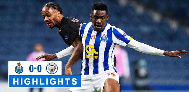 Porto vs Manchester City – Highlights
