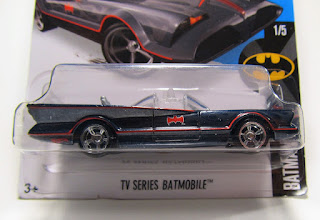 Hot Wheels Super Treasure Hunt TV Series Batmobile