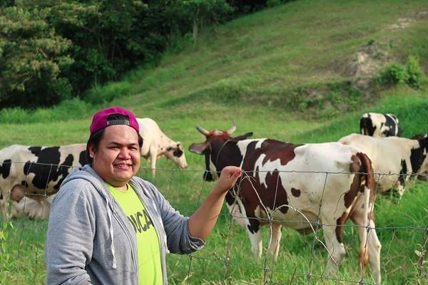 Ladang Lembu Tenusu