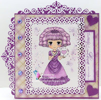 Featured Card At World Wide Open DT Challenge Blog