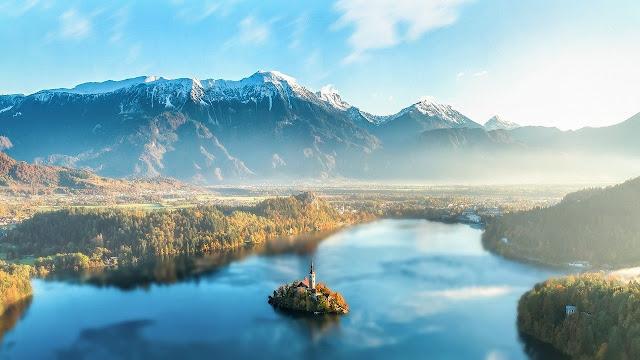 Pengertian Danau Singkat Jelas dan Padat