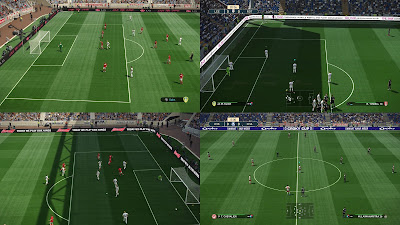 PES 2020 Limited Adboards ( Leeds Utd, FA Cup and Croky Cup ) by Ctonian