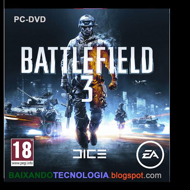 Baixando Tecnologia: Battlefield 3 (PC) Download Completo