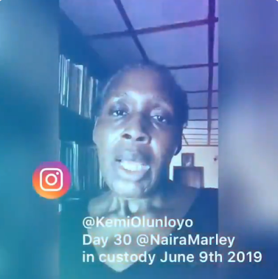 """What Are You Doing On Naira Marley's Case"" - Kemi Olunloyo Calls CSP Dolapo Badmus"