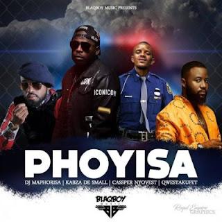 DJ Maphorisa & Kabza De Small - Phoyisa (feat. Cassper Nyovest & Qwestakufet)