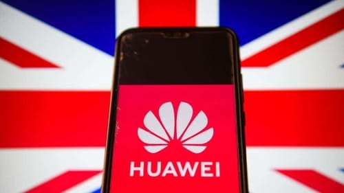 The British Parliamentary Committee found evidence of Huawei colluding with China