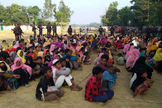 Dhaka steps up plan to relocate Rohingya