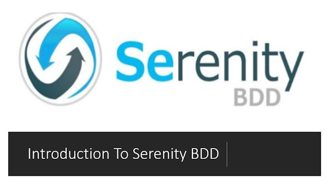 Introduction to Serenity BDD