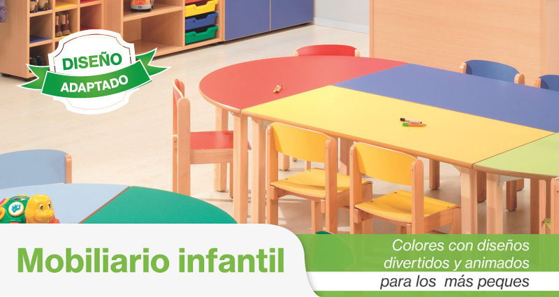 Mobiliario escolar infantil - Fabricantes de Mobiliario Escolar ...