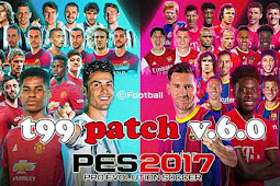 T99 Patch V6 AIO + Live Update (04 Maret 2021) - PES 2017