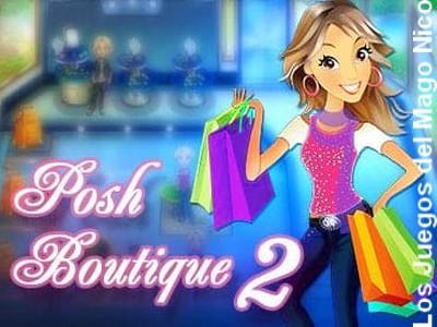 POSH BOUTIQUE 2 - Vídeo guía del juego M