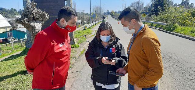 Control sanitario Puyehue